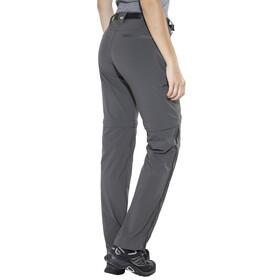 Regatta Xert II Zip Of Trousers Women seal grey